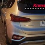 Hyundai Santa Fe spied new angles (4)