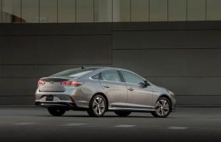 Hyundai Sonata Hybrid Facelift (16)