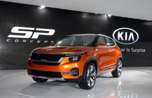 Kia SP SUV India (1)