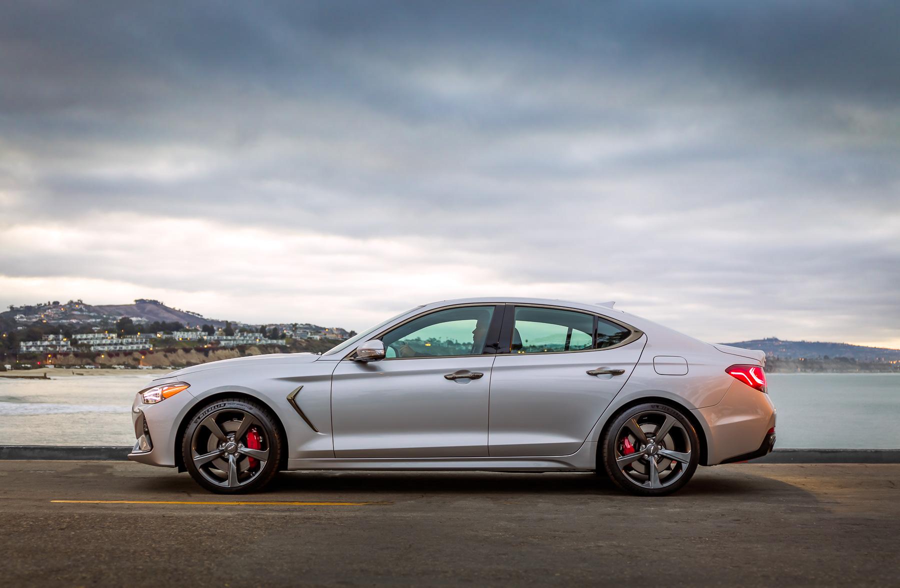 Genesis Unveils 2019 G70 At NYIAS - The Korean Car Blog