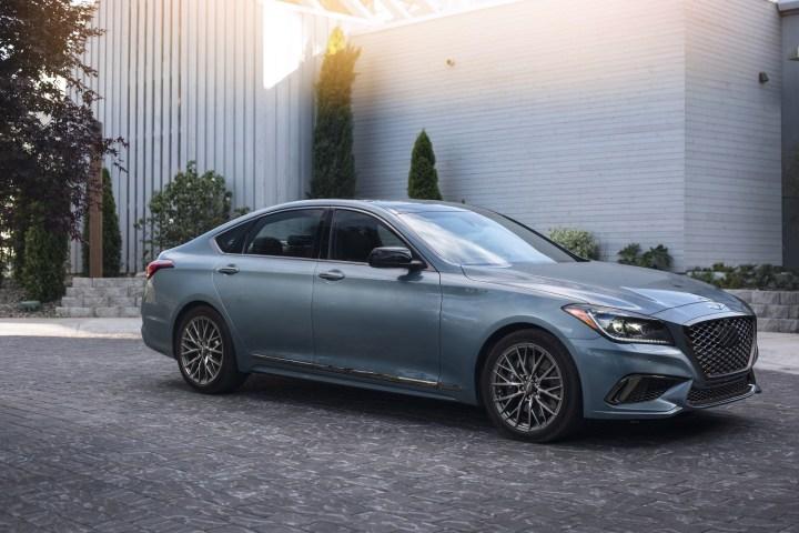 Genesis Motor Sales
