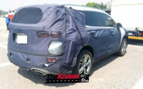 Hyundai Santa Fe Mild Hybrid