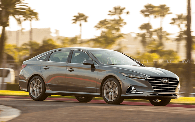 2020 Hyundai Sonata Rendered Plus New Info Korean Car Blog