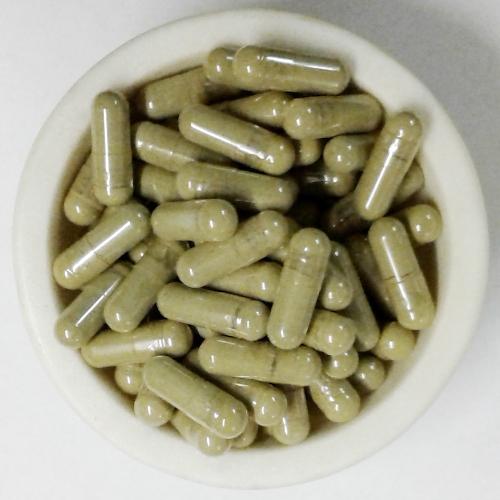 green bali kratom capsules