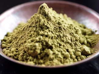 This is White Vein Kratom Powder