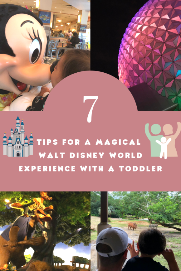 Tips for a magical Walt Disney World experience with toddlers.