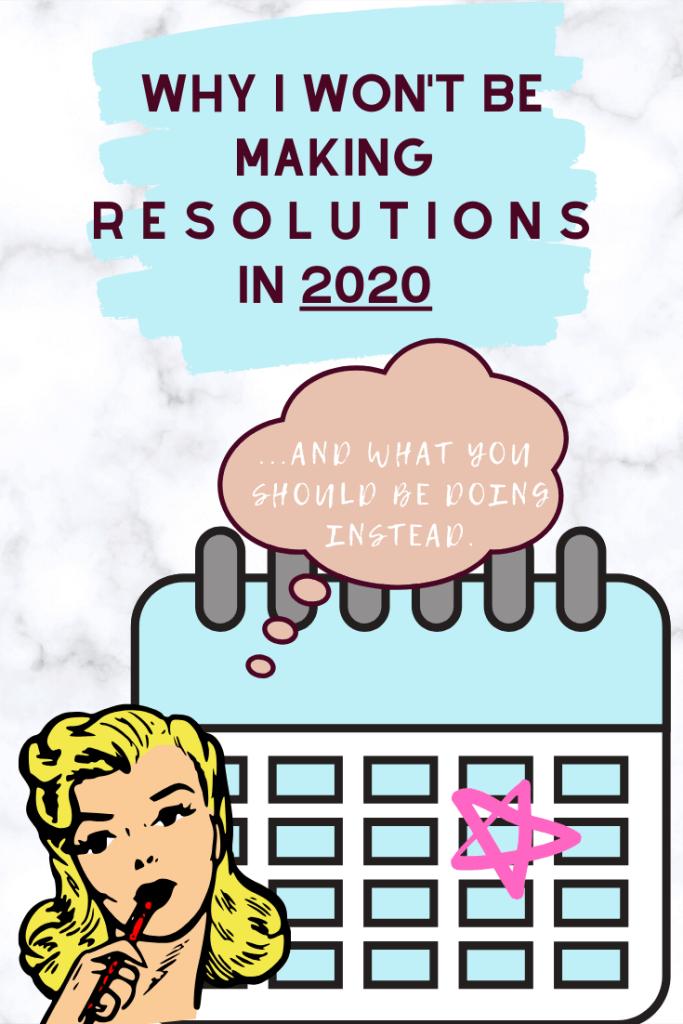Setting goals. 2020 goals. Setting smart goals.