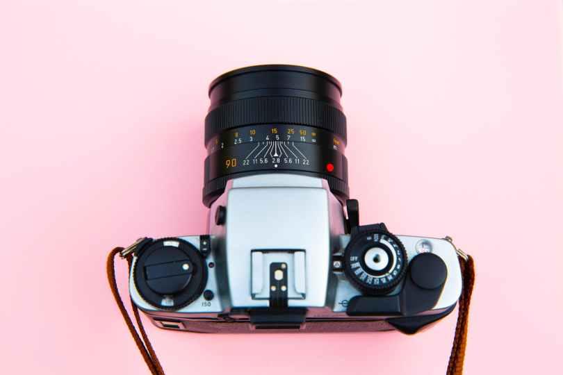creative camera designer metal