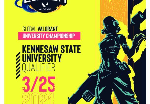 E-sports tournament sign-ups open through March 25th