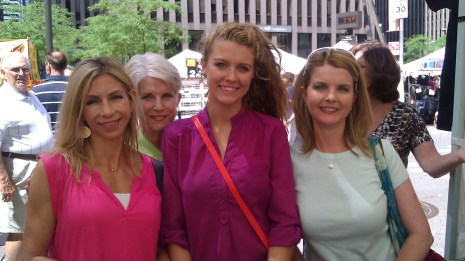 Mrs lemons, rebecca and the rest of the family sought us out 5 years later when at 6th ave fair before