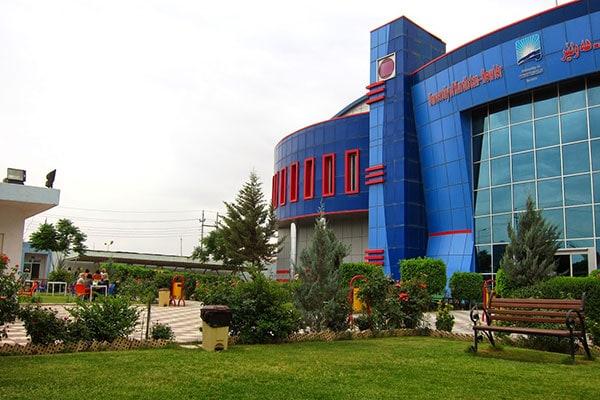 Learn About Kurdistan University The Kurdish Project