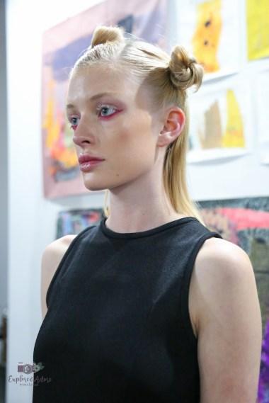 Hair: Nancy Zumaya Photo: Leena Vuor