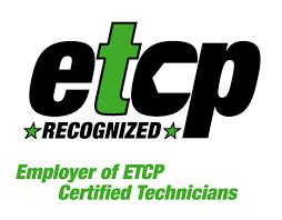 ETCP Certified Technicians Logo