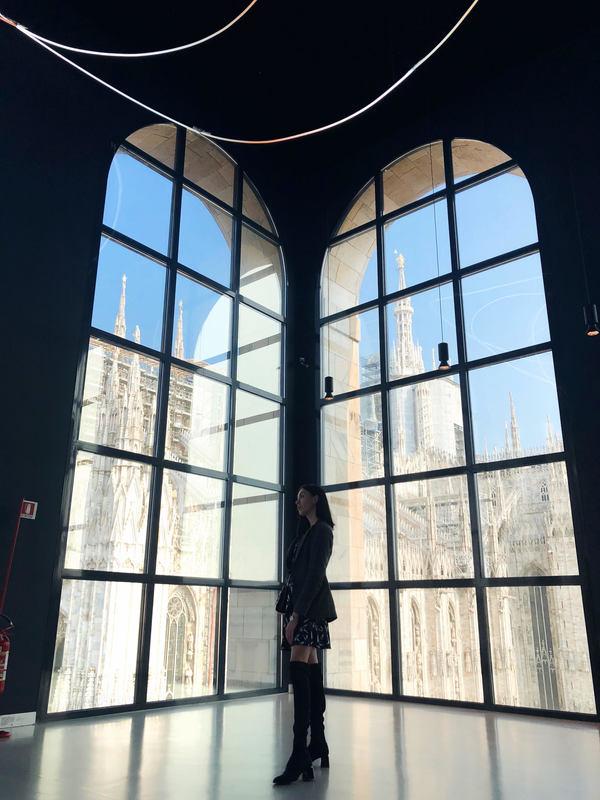 Один день в Милане с Альбиной Красной   Альбина Красная - основатель и креативный директор бренда THE LACE