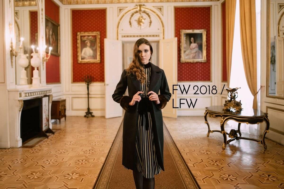 Lookbook - FW 2018 / LFW   Лукбук - FW 2018 / LFW - THE LACE