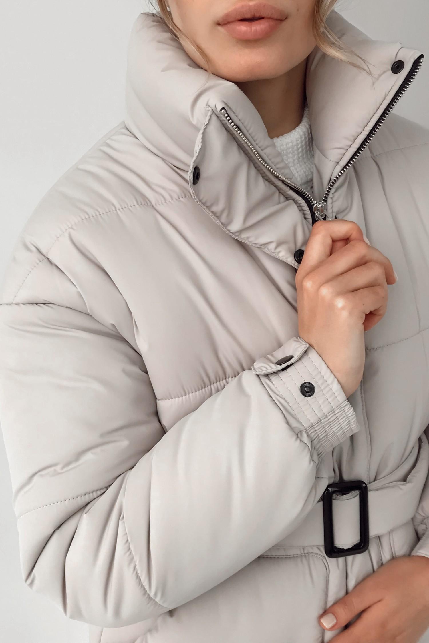 Негагайка бежева куртка - THE LACE