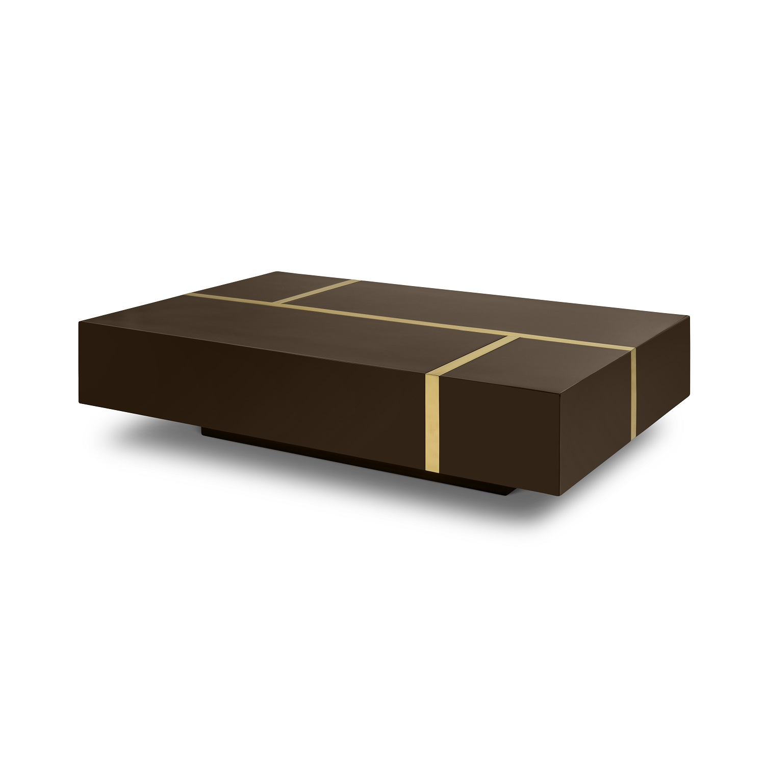 righe coffee table the lacquer company