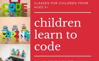 Coding for Children August 2020