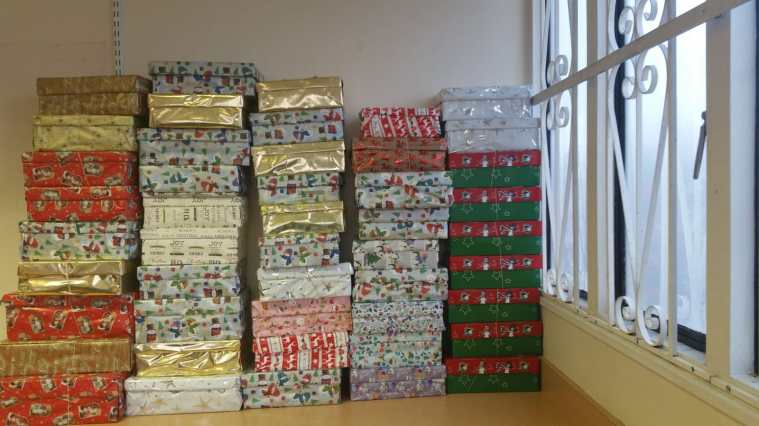 Gifts from children to children