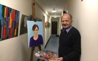 Art School with John