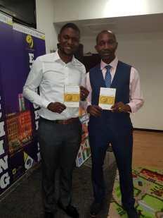 'Fola Olaoye The Author