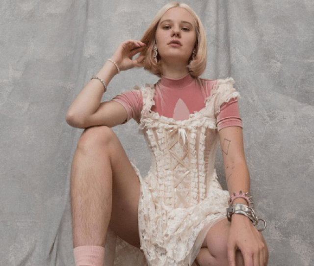 Swedish Model Arvida Bystrom Received Rape Threats For Posing With Hairy Legs Picture Coutesy Adidas Originals Instagram Page