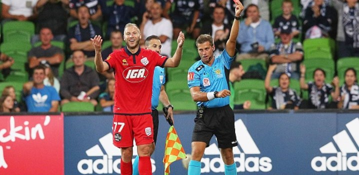 You Can't Say His Name And You Can't Tell Him What To Do; Welcome To The A-League Čavušević