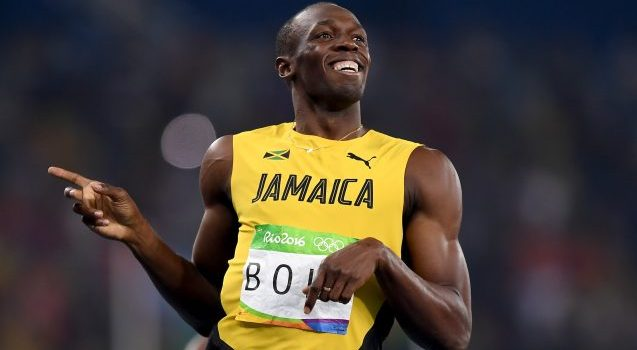 You Bolt, I Bolt, We All Bolt To Gosford