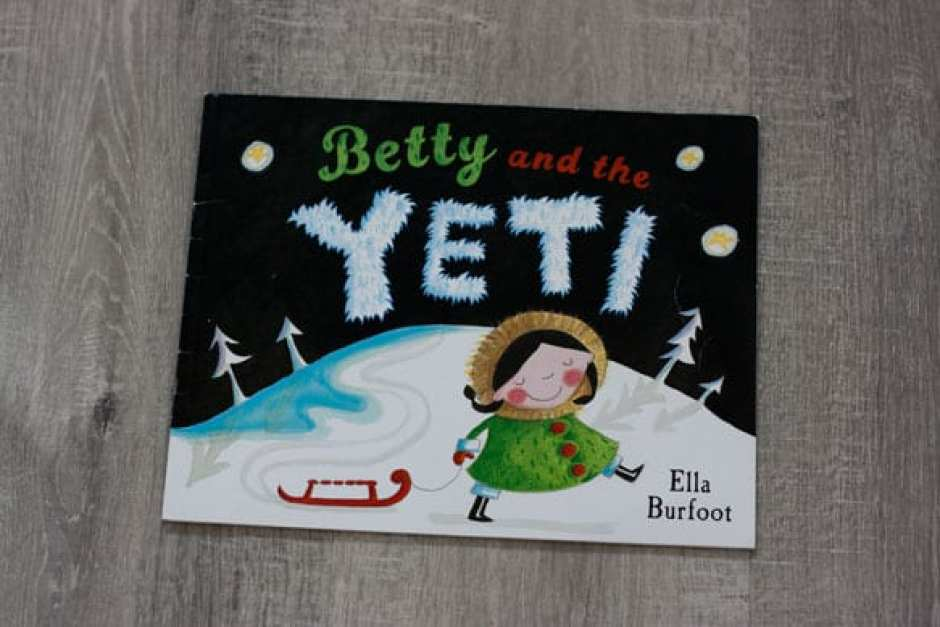 Betty and the yeti