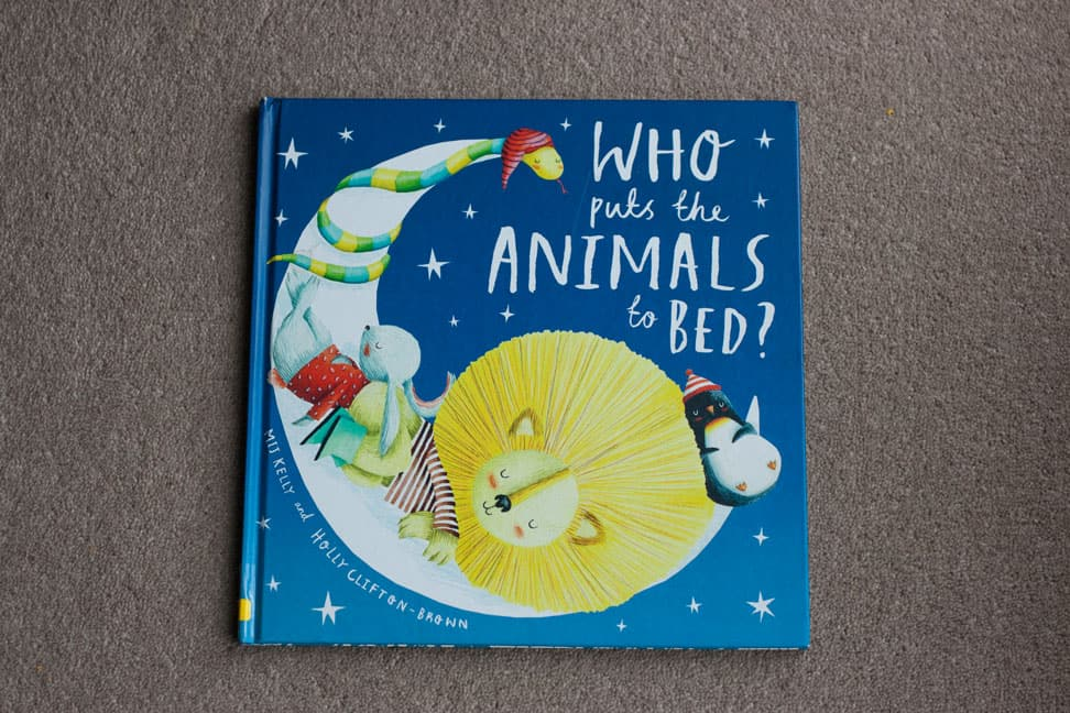 3 relaxing bedtime stories for babies and toddlers