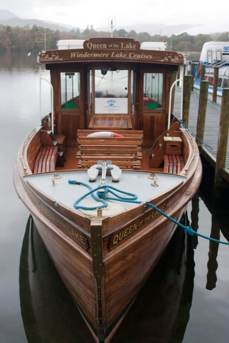 windermere lake cruises boat