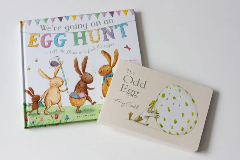 Easter Gifts For Under 5's * The Ladybirds Adventures