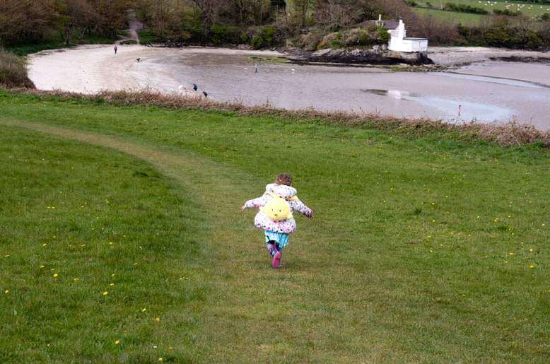 Easter weekend in Anglesey