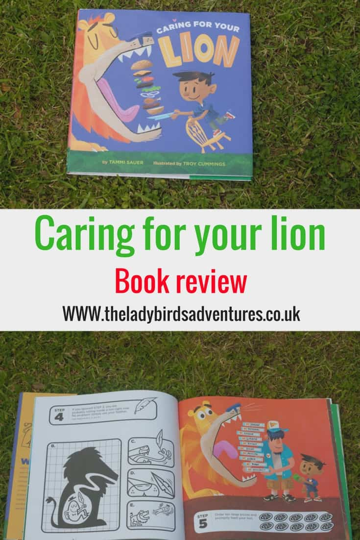 C Lion Review Caring for your...
