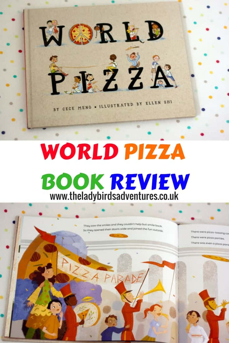 World pizza book review pin