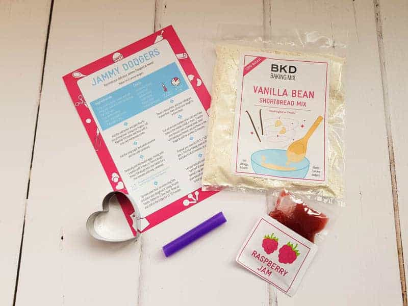 BKD baking and craft subscription box review