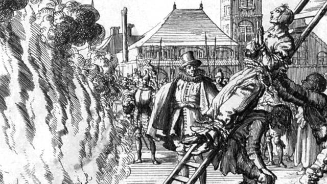 Early modern European witch trials