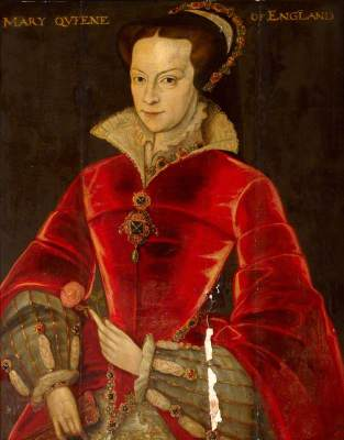 Is Mary I of England Bloody Mary?