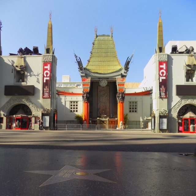 TCL Chinese Theatre on Hollywood Blvd