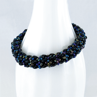 Midnight Flash bracelet