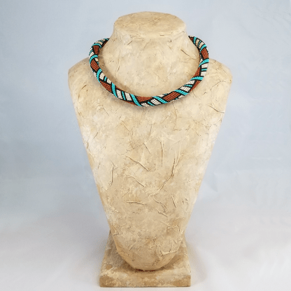 Earth and Sky necklace