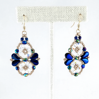 Evening in Paris earrings