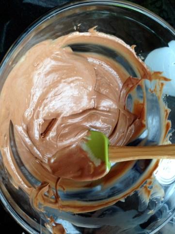 Chocolate Half