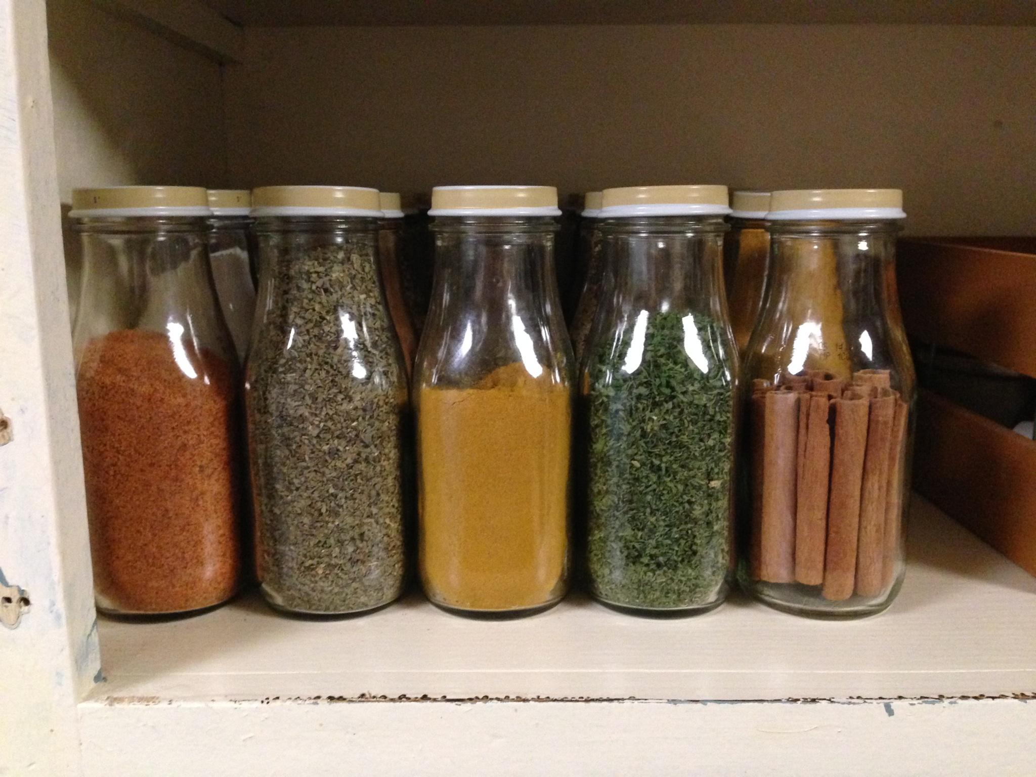 Exclusive Spice Jars 45