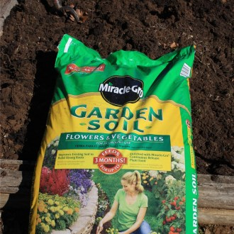 Greener Living Tip: Make Your Own Miracle Grow Potting Soil Mix, For Under $0.80 A Bag!