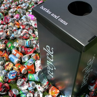 $20.00 Annually By Selling Back Your Aluminum Cans!