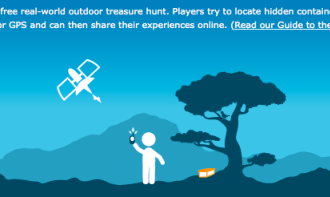 Geocaching: A Fun, Free, Family Activity!
