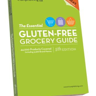 Book Review: The Essential Gluten-Free Grocery Guide: 5th Edition Review, By Triumph Dining