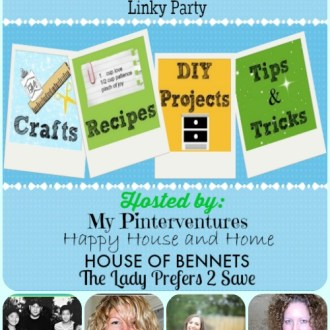 Merry Monday Linky Party #9!