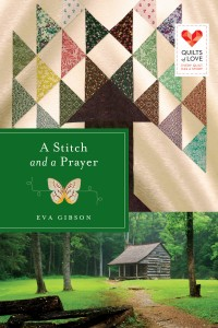 Book Review: A Stitch and a Prayer, by Eva Gibson